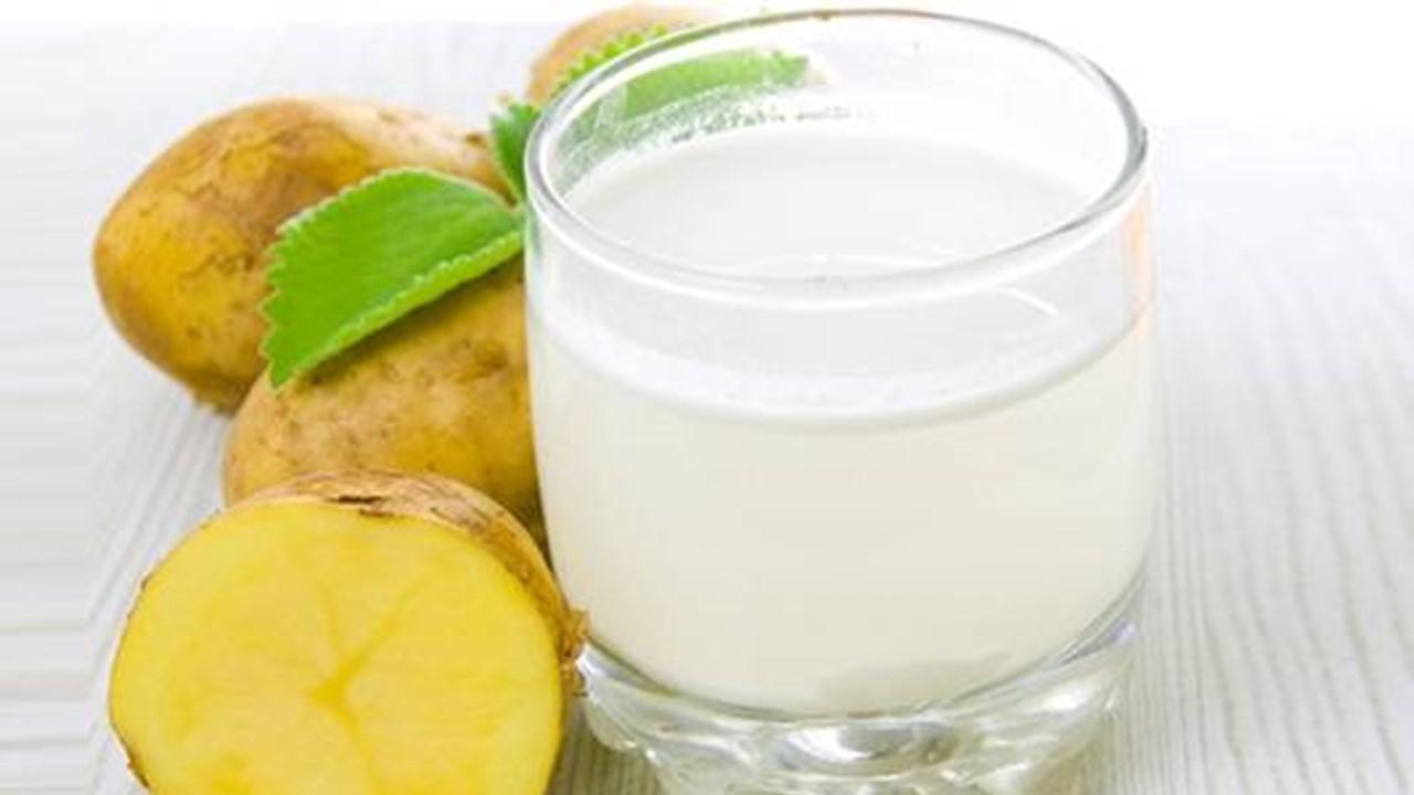 Mặt nạ khoai tây mật ong: Công cụ trị mụn và làm trắng da hiệu quả