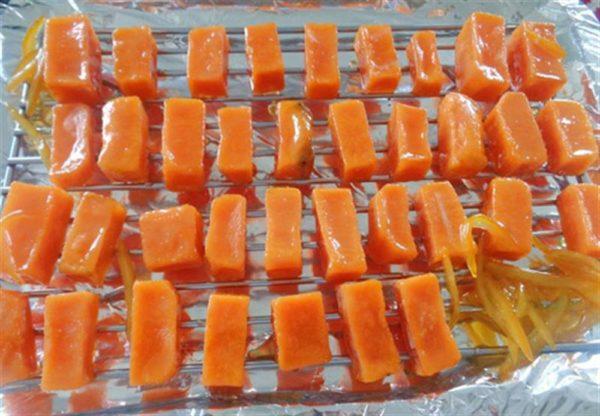 Công thức làm khoai lang mật sấy dẻo thơm ngon tại nhà