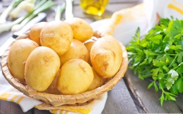 Khoai tây giúp loại bỏ chất béo